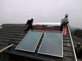solahart,solar water heater,ariston,surya,Pemanas air,mandi, jual wika