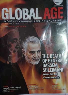 Global Age Monthly Current Affairs Magazine