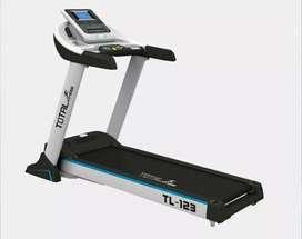 Treadmill elektrik TL 123 besar mesin 3 HP