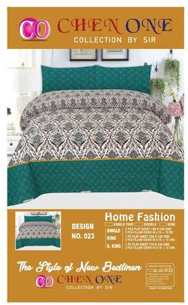 Chenone Branded Bedsheets RM032