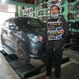 Mobil Sering LIMBUNG WAJIB Pasang BALANCE DAMPER utk Atasi.GARANSI 2TH