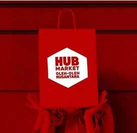 Hub Market Oleh Oleh Kualanamu