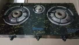 Rotomac gassed stove