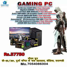 New i5 9400f cpu gaming and mixing pc we r supplyer no bargen