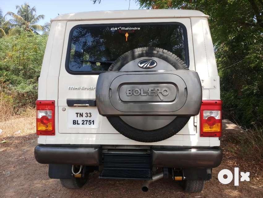 Mahindra Bolero ZLX BS III, 2016, Diesel 0