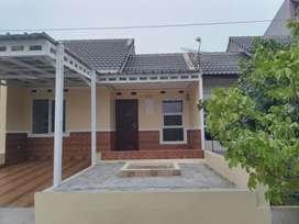 Dikontrakan rumah jambu tree residence sejajar pertama depok