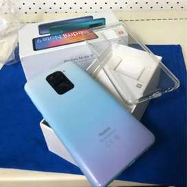 mi note 9 4 gb ram 64 gb 5 mouth use id milega charger v h