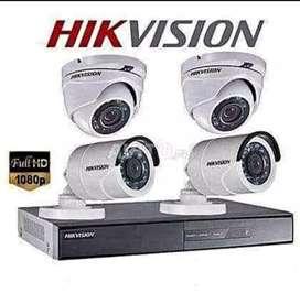 Proteksi Keamanan Terbaik dengan CCTV Berkualitas dan harga murah
