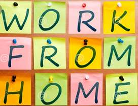 Work from Home in Contract Basis