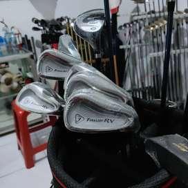 Stik / stick golf mizuno finalist rv full set untuk pemula