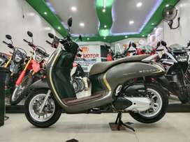 No Repaint bossku. H. Scoopy Keyless th 2021 - Eny Motor