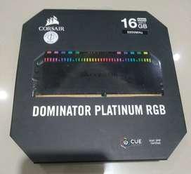 RAM PC Corsair Platinum Dominator DDR4 16GB Kit BNOB