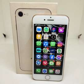 iPhone 8 64gb gold like new lengkap terawat