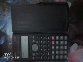 2 months used calculater scientific