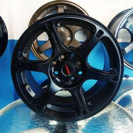 chaep sale velg mobil forfour R15x7 H8x100/114.3  biisa buat YRP,vios