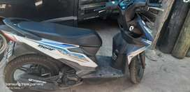 Motor honda beat matic