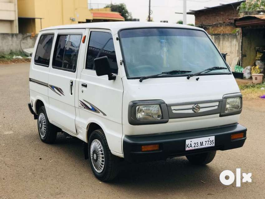 Maruti Suzuki Omni 8 STR BS-III, 2009, Petrol 0