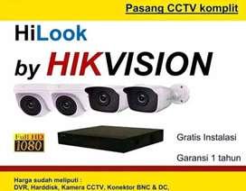 Pasang CCTV GRATIS INTALASI Kwalitas pejabat!