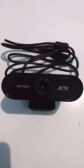 Webcam 720 HD JETE