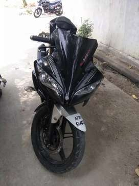 Yamaha R15 good and neat condition