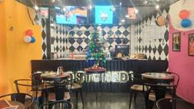 Branded Ice Cream & Munchies Parlour for Sale