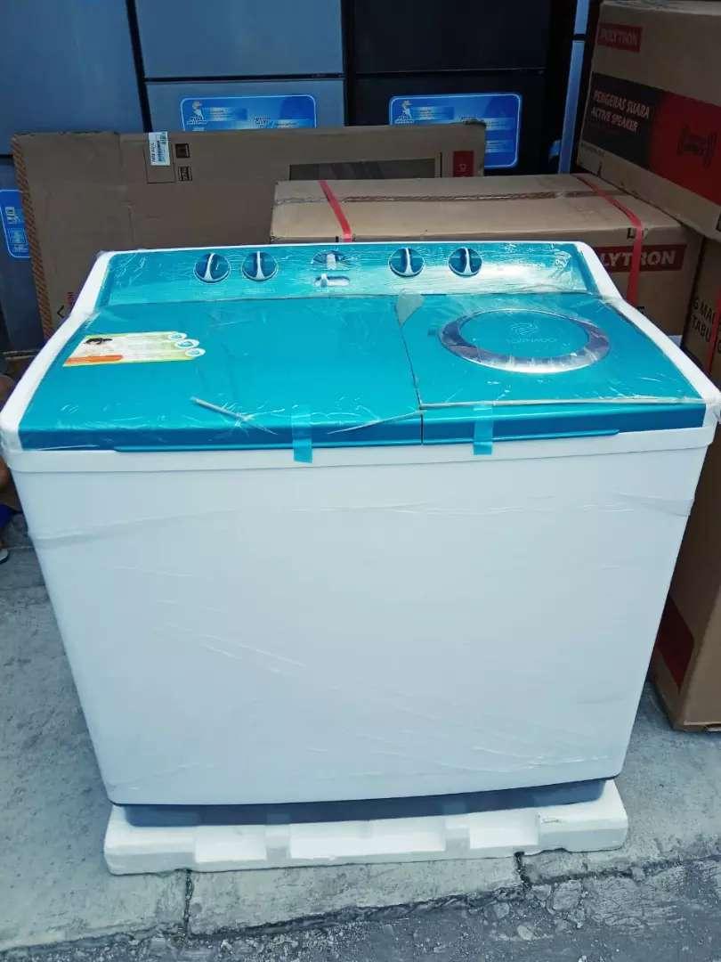 Promo Mesin Cuci Polytron 14 kg Low watt 0