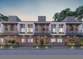 1bhk luxurious row house