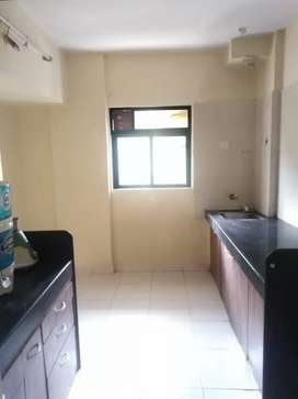 2bhk semi furnished flat available in near Hiranandani estate