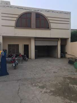 Toyota prime location for office and showroom is for rent