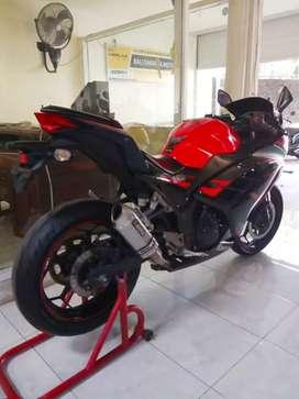 Bali dharma motor, jual Kawasaki ninja SE THN 2015