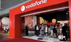 Vodafone process jobs for KYC Verification /Data Entry/CCE /Telecaller