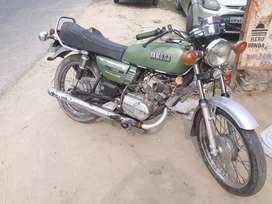 Yamaha RX100 MAST BIKE HAI KOI DIKKAT NAHI HAI