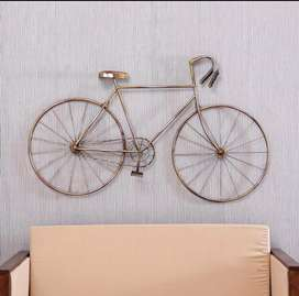 Vintage cycle wall art