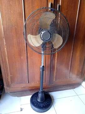 kipas angin berdiri bahan besi fan