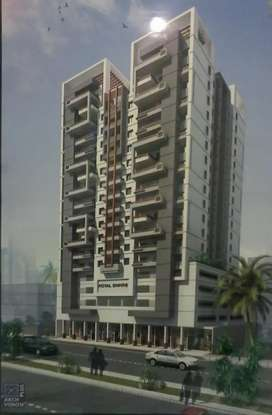 2 bed drawing with roof for sale near jamshed road subhani masjid