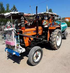 Tractor Fiat 480 special in Good condition