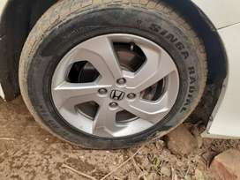 Honda city alloy 15 inch
