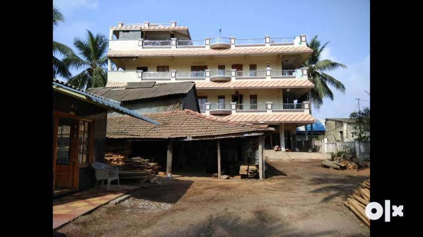 Duplex House with 1400 square yards open land 0