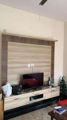 2Bhk , semi furnished in NAL layout, Jayanagar behind Jal bhavan