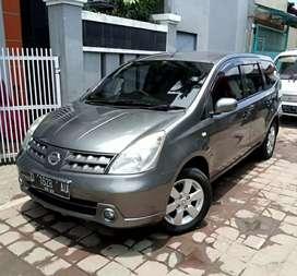 Nissan grand Livina XV at/ mulus full original