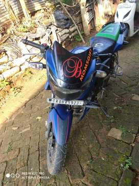 Rtr 160 at best condition.