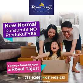 Tinggal di apartement di Royal Tajur dpt untung (Rancamaya Group)