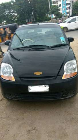 Chevrolet Spark 2009 CNG & Hybrids Well Maintained
