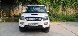 Mahindra Scorpio S6 Plus, 2016, Diesel