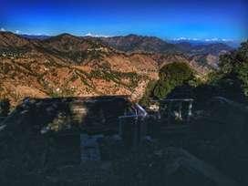 Residential Plots & Cottages For Sale Near Mukteshwar, Almora