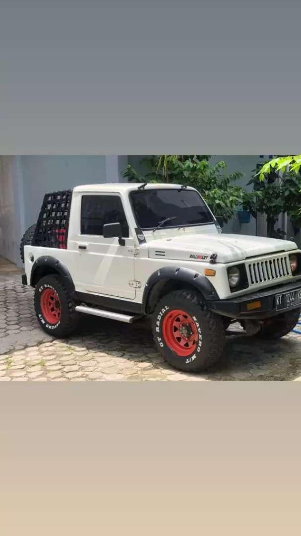 Suzuki jimny super sj 410 0