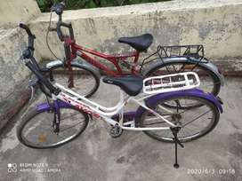 Avon cycle  , and other one is soccer cycle