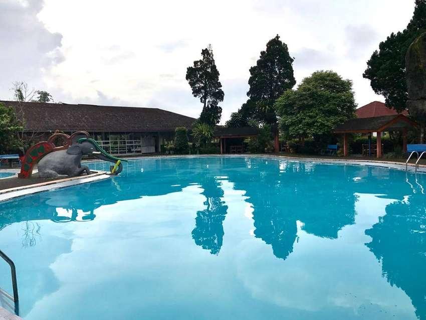 SEWA VILLA 3KT, Hotel Indo Alam, dekat Pasar dan Kota Bunga,  Bersih 0