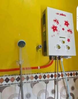 Banyu Anget Instant // Water Heater Gas Niko