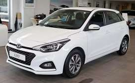 I20 white colour with best condition